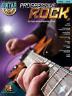 Guitar Play-Along: Progressive Rock: Volume 120 by Hal Leonard Corporation (Mixed media product, 2010)