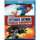Superman/Batman: Public Enemies (Blu-ray Disc, 2009)