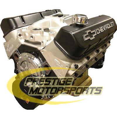 600 Hp Big Block Chevy 489 Stroker Custom BBC Crate Engine Complete 454 496 502