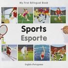 My First Bilingual Book - Sports by Milet Publishing Ltd (Board book, 2012)