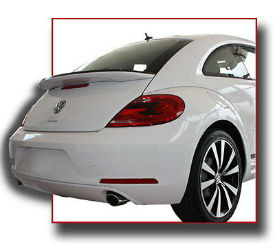 L041 Spoiler for a Volkswagen Beetle Custom Style Spoiler-Black Paint Code Accent Spoilers