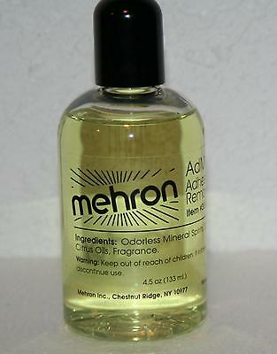 AdMed Remover theatrical glue cleaner Mehron stage clown actor special FX makeup