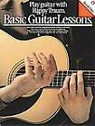 Play Guitar with Happy Traum: Basic Guitar Lessons: Book 1 by Happy Traum (Paperback)