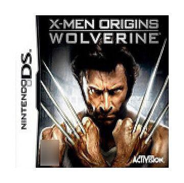 X-Men Origins: Wolverine (Nintendo DS, 2009)
