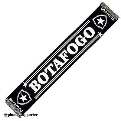 ECHARPE BOTAFOGO Brésil scarf schal cachecol sjaal no drapeau maillot fanion ...