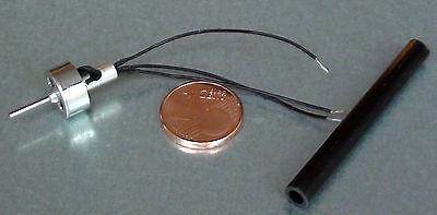 Mini Micro  2 Gramm Brushless Outrunner Mikro 2g Motor Außenläufer