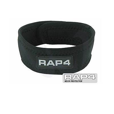 RAP4 Paintball Airsoft Neck Protector Guard Protection Armor Padded Deluxe 11129