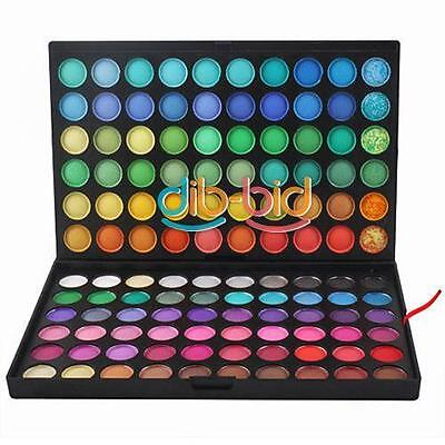 Pro 120 New Exquisite Full Color Eyeshadow Palette Fashion Eye Shadow