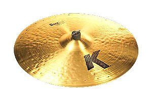 zildjian k dark medium 22 ride cymbal for sale online ebay. Black Bedroom Furniture Sets. Home Design Ideas