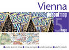 Vienna PopOut Map by Compass Maps (Sheet map, folded, 2013)