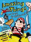 Amazing Things for Boys to Make and Do by Dover Publications Inc. (Paperback, 2013)