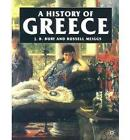 A History of Greece by Russell Meiggs, J. B. Bury (Paperback, 1960)