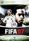 FIFA 07 (Microsoft Xbox 360, 2006, DVD-Box)