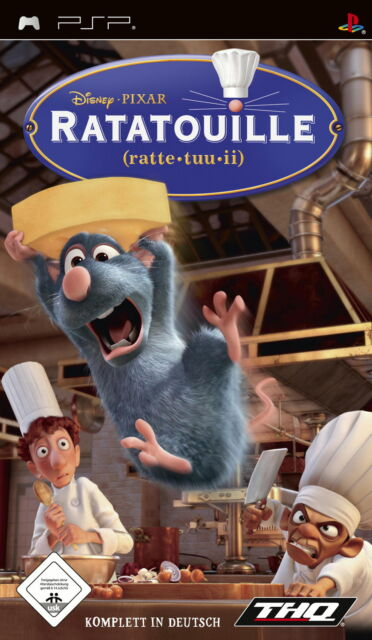 Ratatouille (Sony PSP, 2007)
