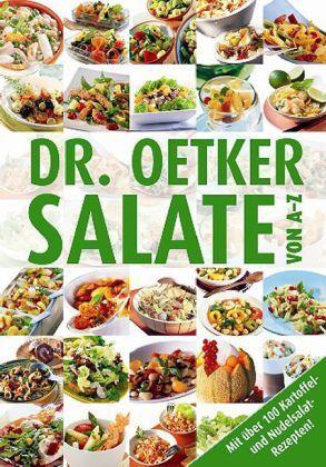 Dr. Oetker - Die besten Salate von A-Z /4