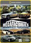 National Geographic - Megafactories - Mean Machines Of The USA (DVD, 2011, 2-Disc Set)