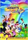 Mickey Mouse Clubhouse - Mickey's Colour Adventure (DVD, 2010)