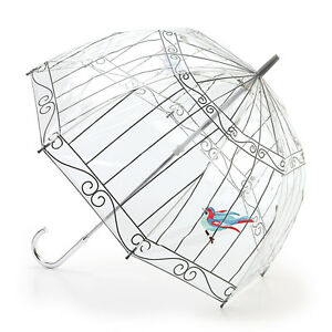 LULU-GUINNESS-BUBBLE-DOME-BIRDCAGE-UMBRELLA-by-FULTON-NWT