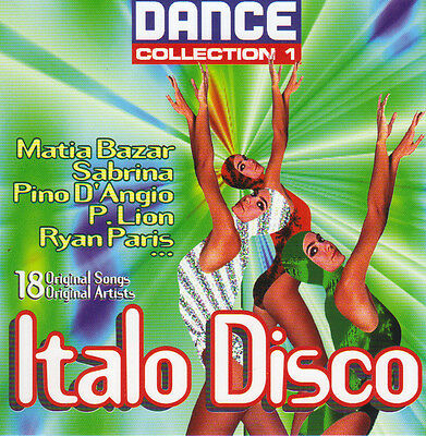 Italo Disco dance collection - various (CD) new°