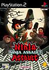 Ninja Assault (Sony PlayStation 2, 2002, DVD-Box)