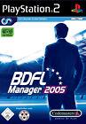 BDFL Manager 2005 (Sony PlayStation 2, 2004, DVD-Box)