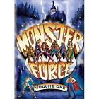 Monster Force - Volume One (DVD, 2009)