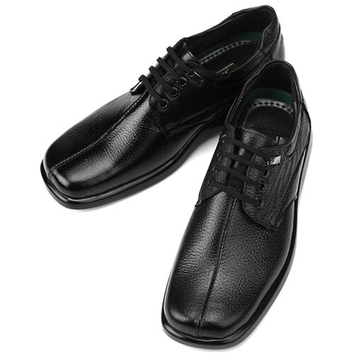 Mens Gentle Leather Formal Dress Casual Lace Up Shoes