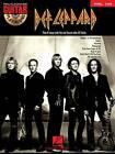 Guitar Play-Along: Def Leppard: Volume 145 by Hal Leonard Corporation (Paperback, 2012)