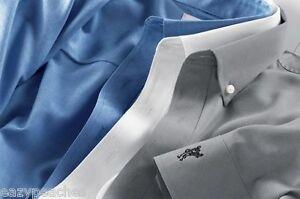Ashworth-Golfman-Mens-Size-S-3XL-EZ-Tech-Herringbone-Woven-Oxford-Dress-Shirt