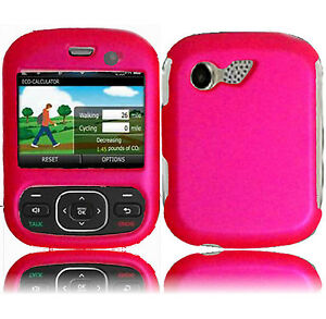 Hot-Pink-Hard-Cover-Case-For-LG-Imprint-Remarq-LN240-mn240