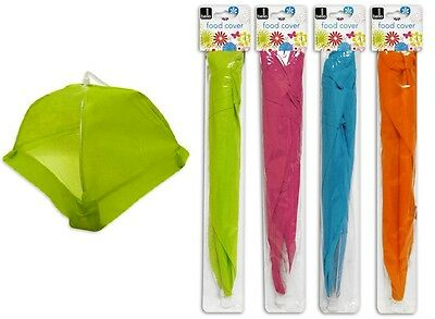 FOOD COVER BBQ CAKE FOLD UMBRELLA COVER NET FOLDING MESH COVER FLY PROTECTION
