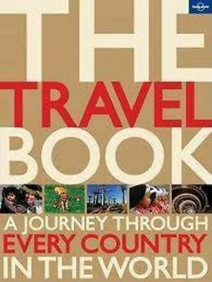 The Travel Book-ExLibrary