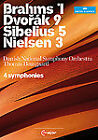 Danish National Symphony Orchestra - 4 Symphonies (DVD, 2012, 2-Disc Set)