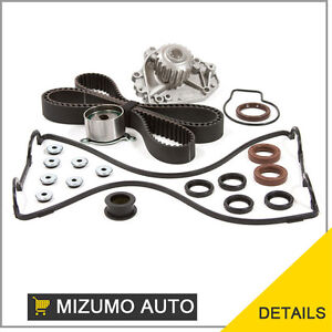 Fit-96-01-Acura-Honda-CR-V-B18B1-B20B4-B20Z2-Timing-Belt-Valve-Cover-Water-Pump