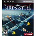 Birds of Steel (Sony PlayStation 3, 2012)