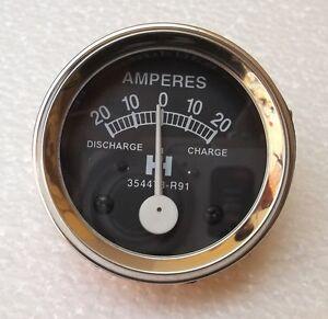 Ammeter-fits-IH-Farmall-Cub-A-AV-B-BN-C-H-HV-M-MV-MD-MDV-Super-MTA