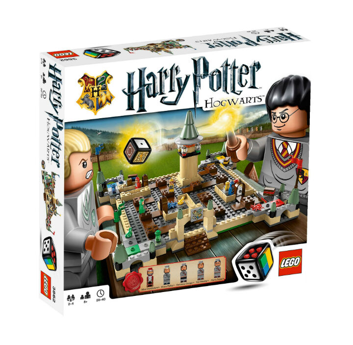 Lego Harry Potter Hogwarts (3862)