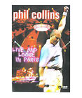 Phil Collins - Live and Loose in Paris (DVD, 2001, Canadian Import)