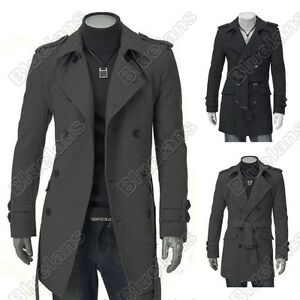 Black Denim Trench Coat | Coat Nj - Part 1271