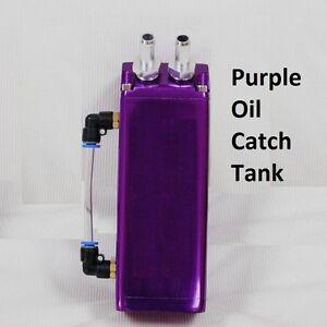PURPLE-ALLOY-OIL-CATCH-TANK-HONDA-CIVIC-EG-EK-FD-FN-EP3-TYPE-R-DC2-DC5-NA-TYPE-S