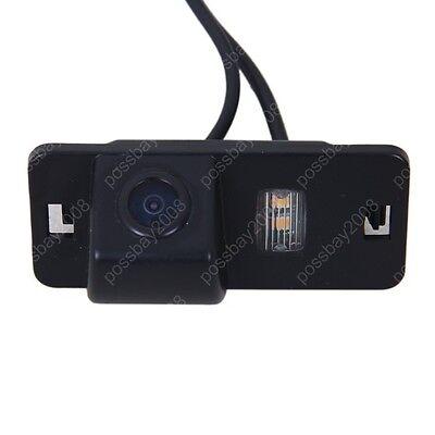 Fit BMW E46/E90/E91/E92/E39/E60/E38 CMOS NTSC Rear View Backup Reverse Camera