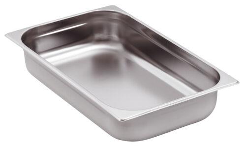 GN Behälter Gastronormbehälter GN 2/1 1/1 1/2 1/3 1/4 1/6 1/9 alle Größen CNS  guUBD