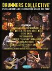 Drummers Collective - 25th Anniversary Celebration And Bass Day 2002 (DVD, 2003, 2-Disc Set)