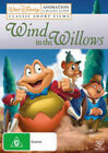 Disney Animation Collection - Wind In The Willows : Vol 5 (DVD, 2009)