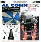 Al Cohn - Mr. Music/ Quintet/Al And Zoot/Bob Brookmeyer And (2009)