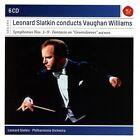 Leonard Slatkin conducts Vaughan William (2011)