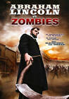 Abraham Lincoln Vs. Zombies (DVD, 2012, Canadian)