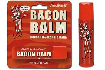 Bacon Lip Balm - Bacon Chap Stick - Funny Gag Gift - Fun Bacon Lovers Lip Balm