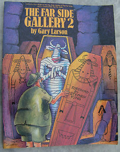 034-THE-FAR-SIDE-GALLERY-2-034-1986-soft-cover-BY-GARY-LARSON-SEE-PICS-INFO