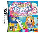 Squinkies 2: Adventure Mall Surprize (Nintendo DS, 2011)